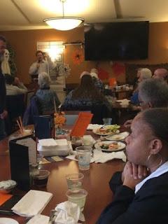 Scott LaBarre addresses Aurora chapter's White Cane luncheon