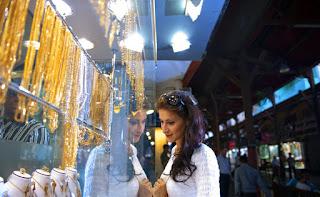 سعر الذهب في تركيا يوم السبت7/12/2019