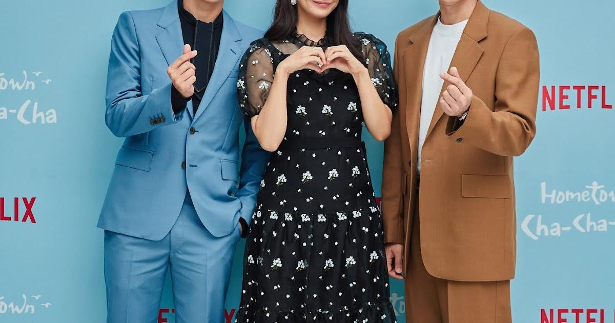 Shin Min-A, Kim Seon-Ho & Lee Sang-yi All Set For A Heat-Fluttering Trip to 'Hometown Cha-Cha-Cha'