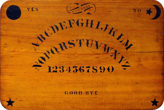 Ouija Board - A Mysterious And Scariest Game