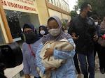 DNA Bayi Berusia Tujuh Hari Anak dari Salah Satu Penumpang Pesawat Sriwijaya Air SJ 182 untuk Kepentingan Identifikasi