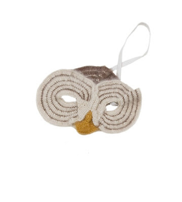 Owl mask for toddlers