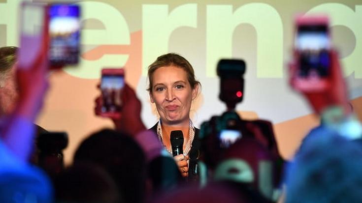 Πολιτικός σεισμός στη Γερμανία με άνοδο της ακροδεξιάς