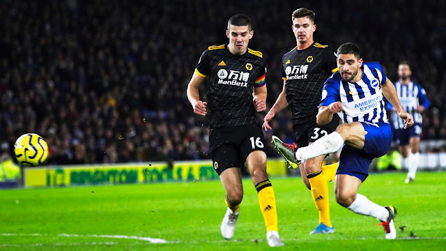 Brighton vs Wolverhampton Highlights