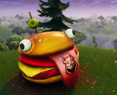 Where can you find the durr burger in season 5? (image)