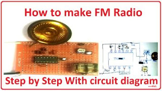 homemade fm radio receiver