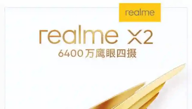 Realme X2 Pro With 65W SuperVOOC 2.0 Fast Charging, Snapdragon 855+ Confirmed