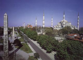 جامع سلطان أيوب ( ابو ايوب الانصاري)