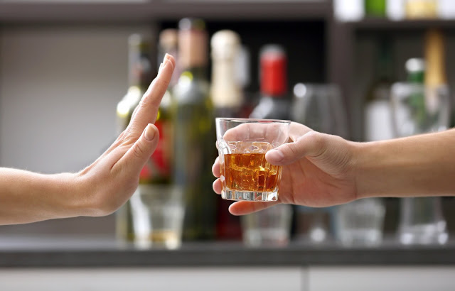 How to Stay Away From Alcohol?