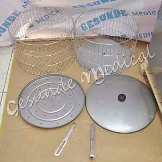 gambar alat sterilisator medis autoclave
