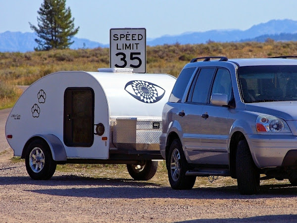 Camping Caravans: The Teardrop Rides Again