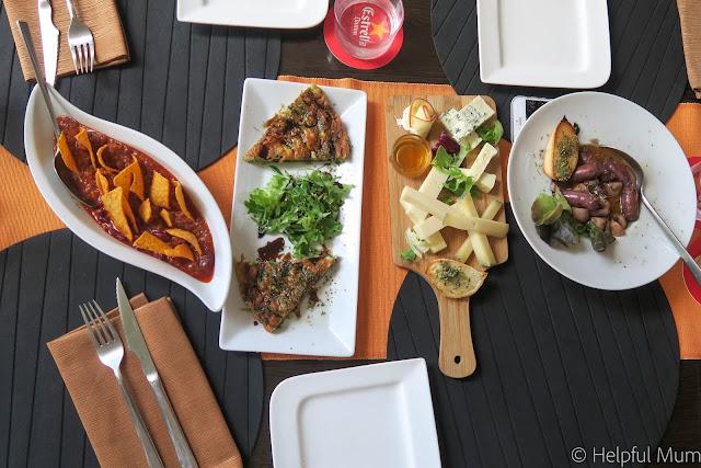 Dabda Tenerife Food