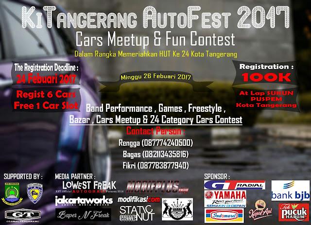 Autofest Tangerang 2017