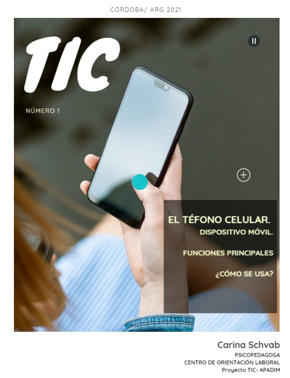 Conocé TIC REVISTA INTERACTIVA, la publicación digital creada en el COL