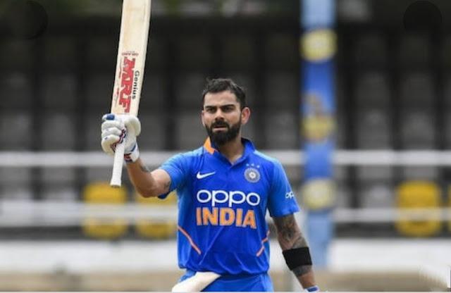 Virat Kohli (Cricketer)- MyTrendingStar.com