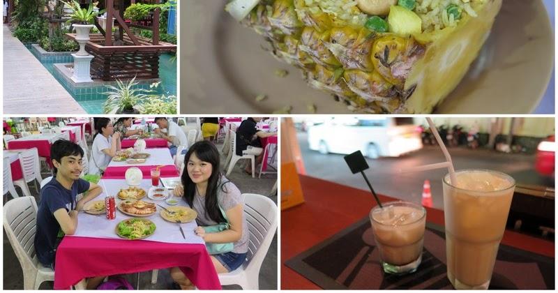 Patong Beach Hotel Breakfast