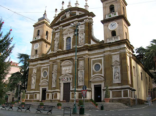 The Cattedrale di San Pietro Apostolo in Frascati