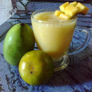 14 Benefits of Drinking Mango Juice Mixed with Orange Which are Refreshing but Very Healthy