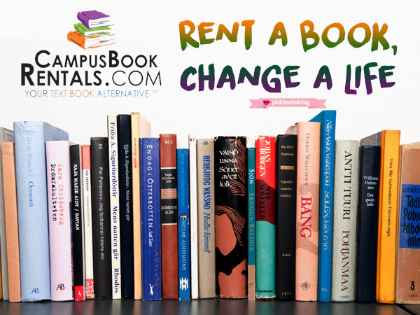 Rent a Book on Campus Book Rentals, Change a Life with Operation Smile!