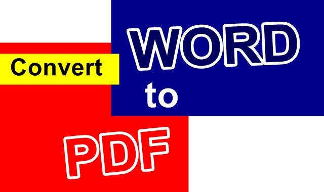 Cara Mengubah (Convert) File Pdf Ke Dokumen Word