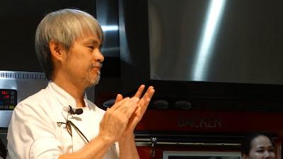 O2O縮時攝影工程-林周平(Hayashi Syuhei) 正統派法國糕點講習會