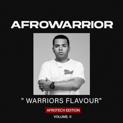 Warriors Flavour Vol.11 (Afro Tech Edition) By Afro Warrior
