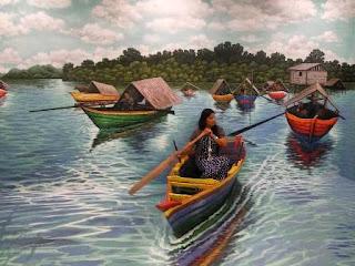 Rumah Imaji Lagoi, Bintan