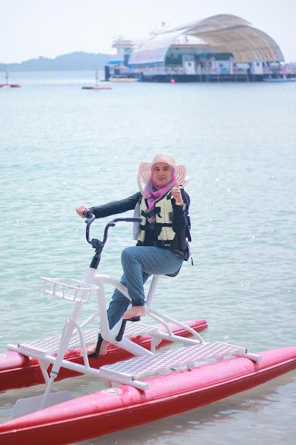 Water sport Kepri Coral