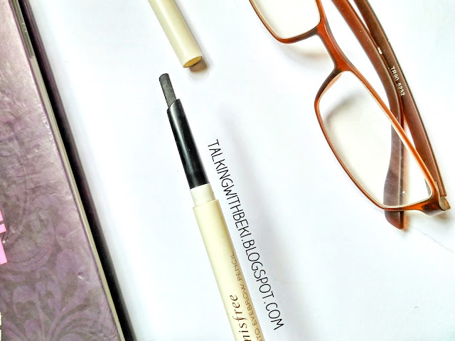 Review Innisfree Auto Eyebrow in Black