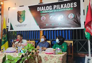 SEMMI Sinjai Gelar Dialog Pilkades Hadirkan BPD dan PMD