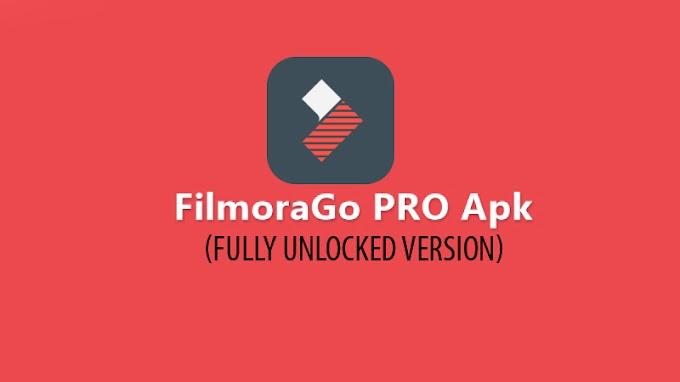 [Download] FilmoraGo Pro Mod Apk V3.2.0 For Android (Fully Unlocked Version)