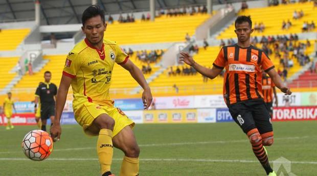 Perseru Serui vs Sriwijaya FC