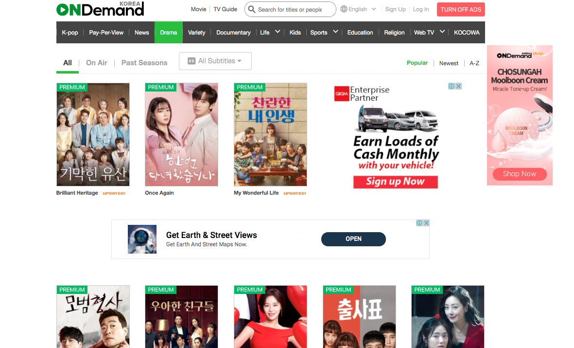 Ondemandkorea Watch Kdrama online