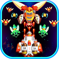 Galaxy Attack: Space Shooter Mod Apk