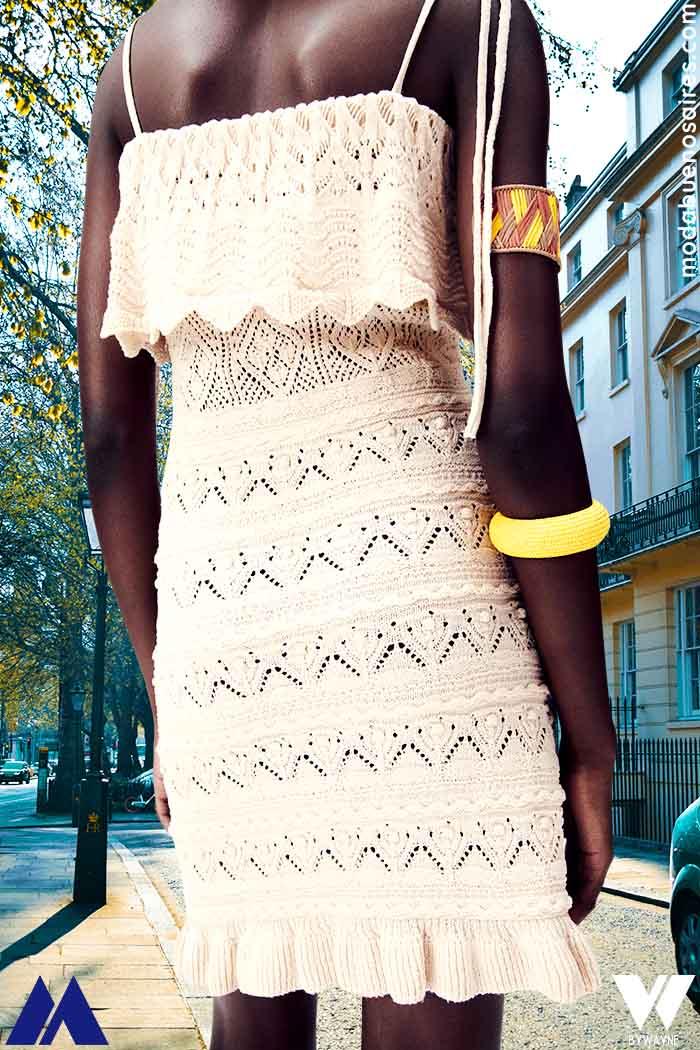 Vestidos tejidos primavera verano 2022