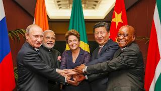 Бразилия, Россия, Индия, Китай и Южная Африка разрабатывают «крипто-план».