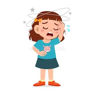 Mengatasi Sakit Kepala Pada Anak