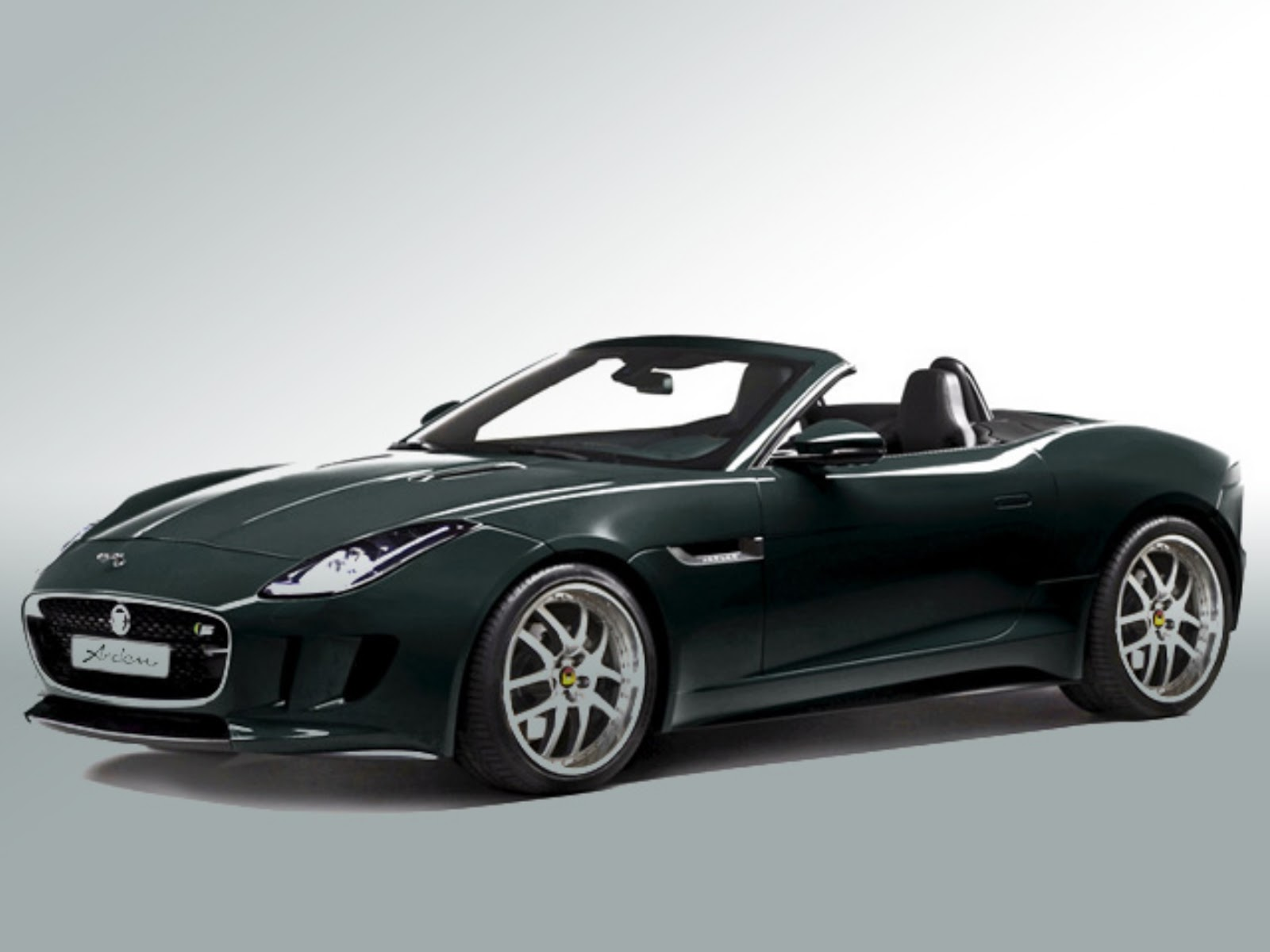 all tuning cars nz jaguar f type 2013 by arden. Black Bedroom Furniture Sets. Home Design Ideas