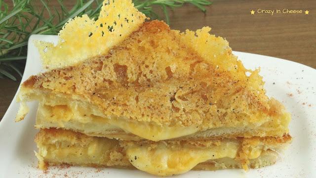 วิธีทำขนมปังชีสยืดดดด...กรอบนอกนุ่มในรับรองความอร่อยลองแล้วจะติดจัย