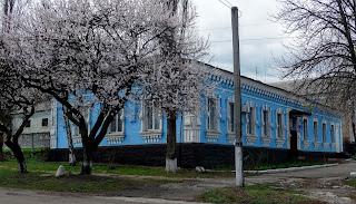 Бобринец. Ул. Вознесенская. Районный отдел полиции