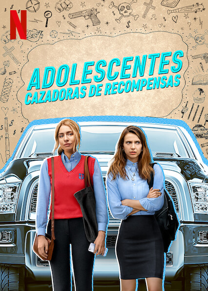 Teenage Bounty Hunters (2020) Temporada 1 NF WEB-DL 1080p Latino