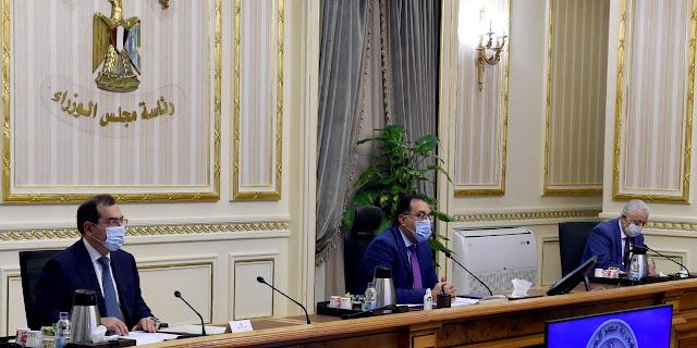 رئيس الوزراء يستعرض فرص دعم وتعزيز أوجه التعاون الثلاثى بين مصر والأردن والعراق