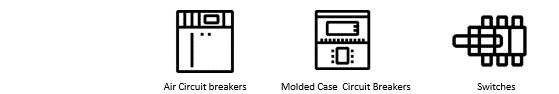 What technologies are used in LV Switchgear?