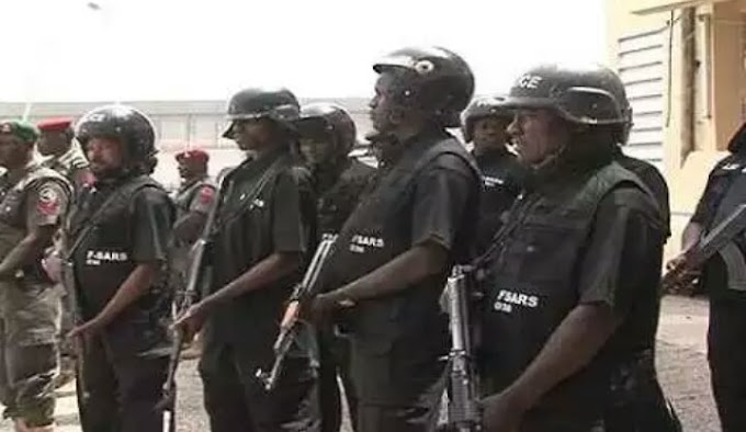 Just In: One Dead As SARS Officers In Ogun Shoot While Chasing A Yahoo Boy