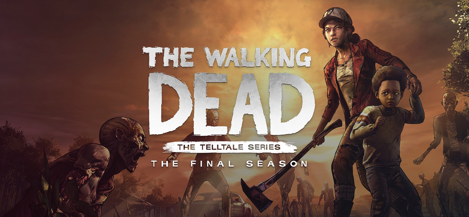 The Walking Dead: The Final Season promó kép