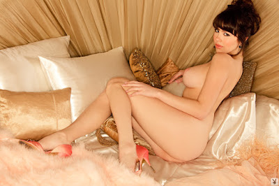 Girls of Playboy - Claire Sinclair - Playmate Exclusive October 2010
