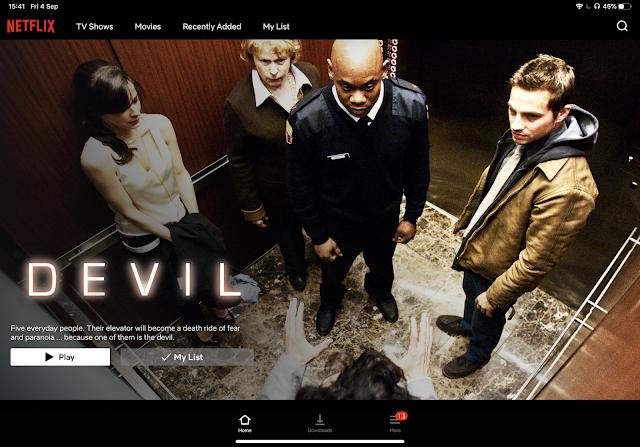 Devil ปีศาจ 2010