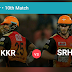 KKR Vs SRH Perfect Dream11 team Prediction Review