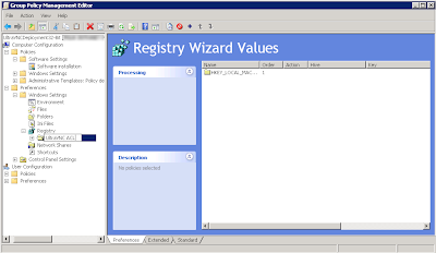 Simon Lane's IT Blog: Deploy UltraVNC through Group Policy (Windows