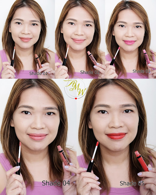 a photo of SilkyGirl Matte Junkie Lip Creams Askmewhats